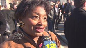 State Sen. Andrea Stewart-Cousins (D-Yonkers)