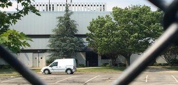 Plant 26, where Grumman Aerospace Corp. had a