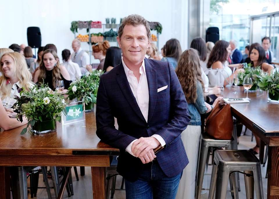 Bobby Flay attends the 2017 #DrinkGoodDoGood Campaign Launch