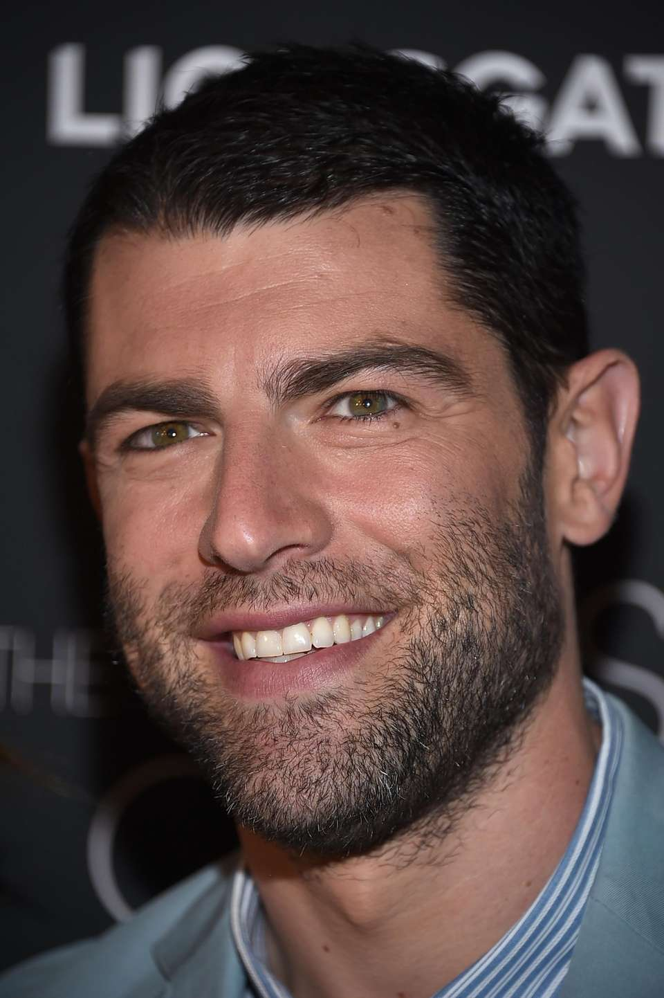 Max Greenfield at the New York City premiere