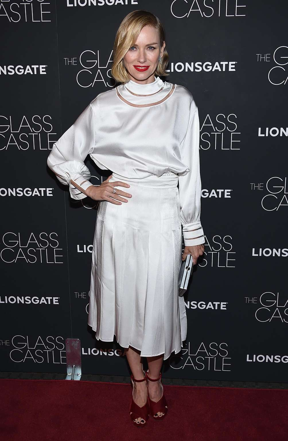 Naomi Watts at the New York City premiere
