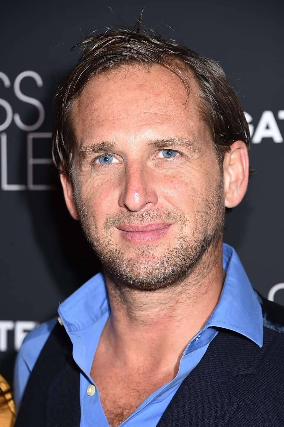 Josh Lucas at the New York City premiere