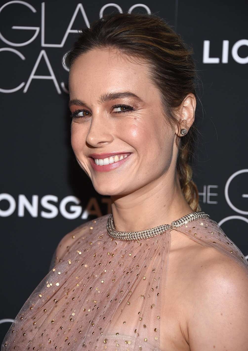 Brie Larson at the New York City premiere