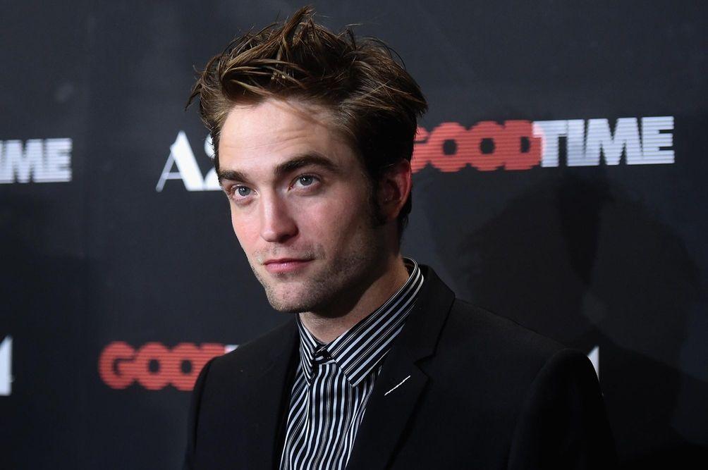 Robert Pattinson attends the New York City premiere