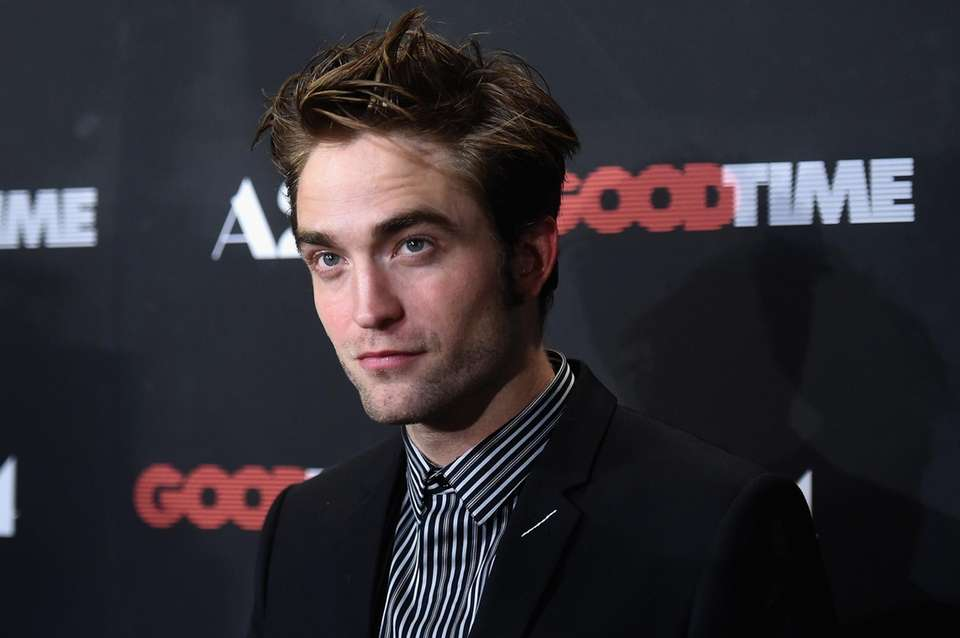 Robert Pattinson attends the New York City premiere
