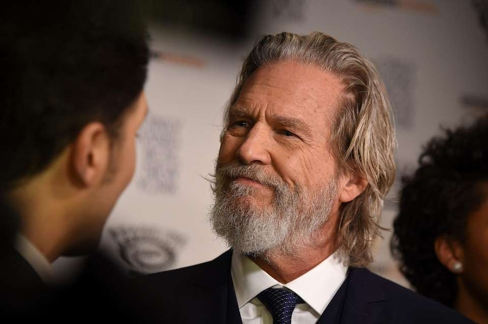 Jeff Bridges attends the New York premiere of