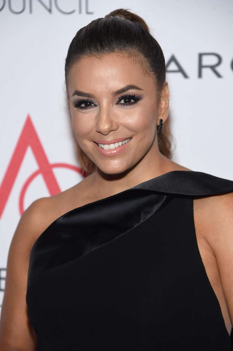 Eva Longoria at the Accessories Council's 21st Annual