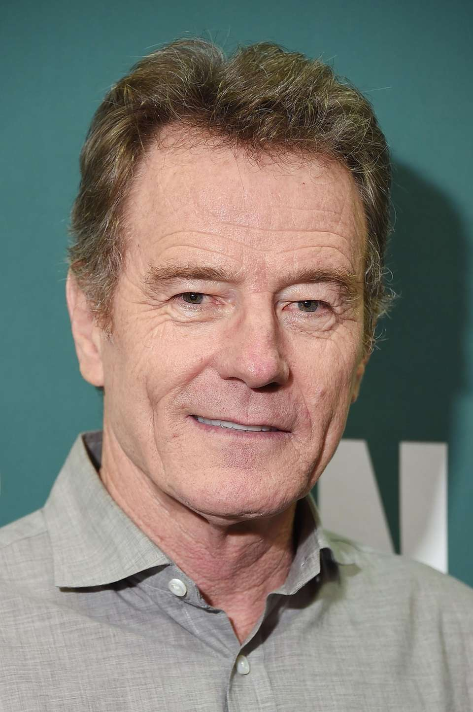 Bryan Cranston attends an event at Barnes &