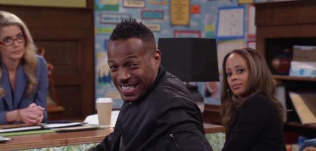 """Marlon Wayans stars in the semi-biographical drama """"Marlon,"""""""