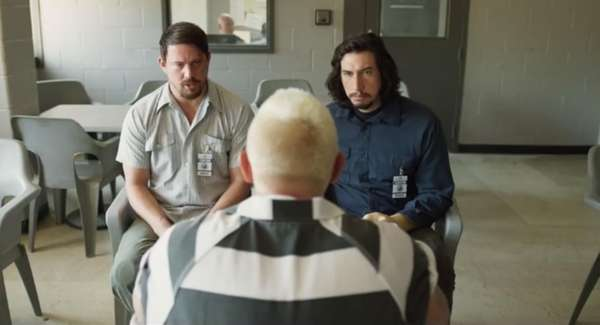 Stephen Soderbergh's latest caper-comedy, about a gang that