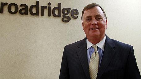 Broadridge Financial Solutions Inc. CEO Richard Daly at