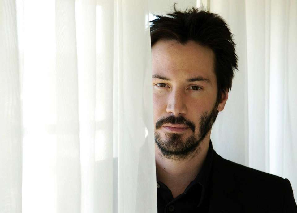 Keanu Reeves either has great genes or has