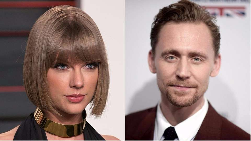 Taylor Swift began dating Tom Hiddleston only two
