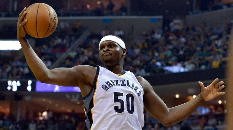 Zach Randolph was arrested on a marijuana charge