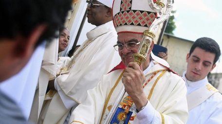 Cardinal Jose Gregorio Rosa Chavez of El Salvador,
