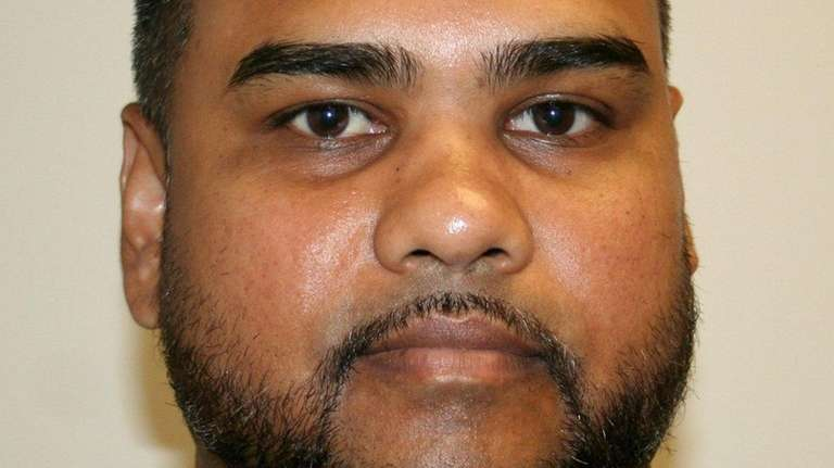 Mohan Jitlal, 37, of Queens, was arrested Wednesday,