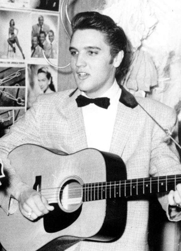 Many people believe that Elvis Presley is actually