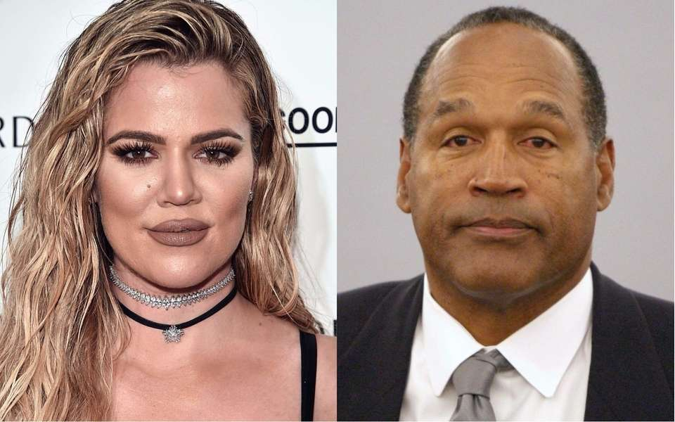 Because of the Kardashian family's connection to O.J.
