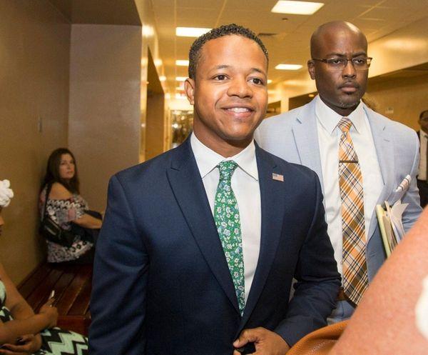 Nassau County Legis. Carrié Solages leaves Nassau District