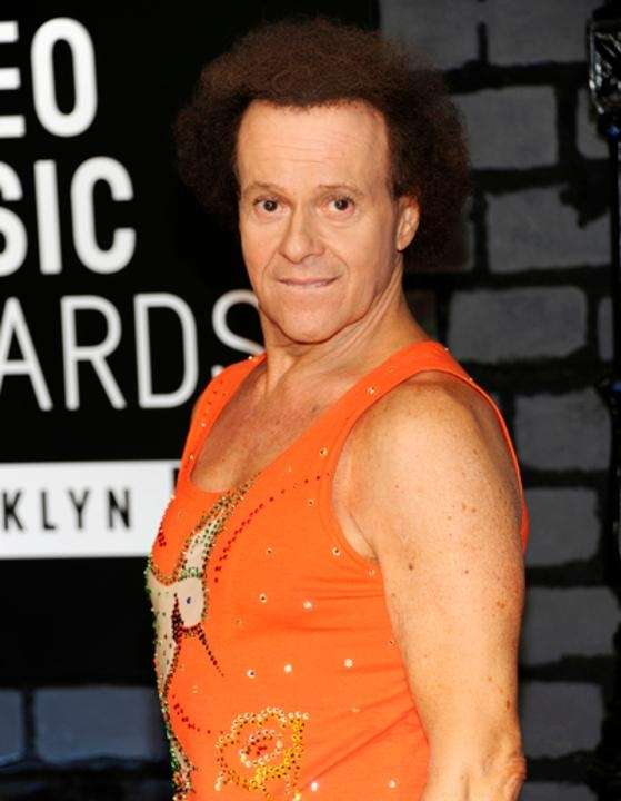 In 2014, fitness guru Richard Simmons suddenly retired