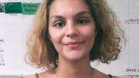 Katelyn Rodriguez, 16, of Riverhead