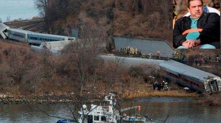 Four died in Metro-North's Bronx derailment in 2013.
