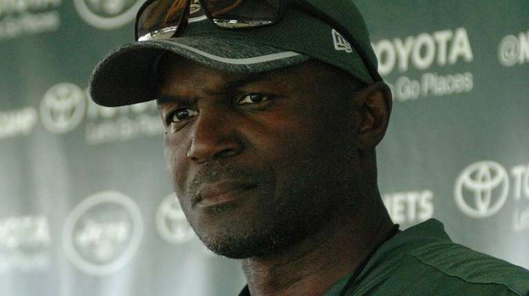 Todd Bowles is taking a wait-and-see approach with