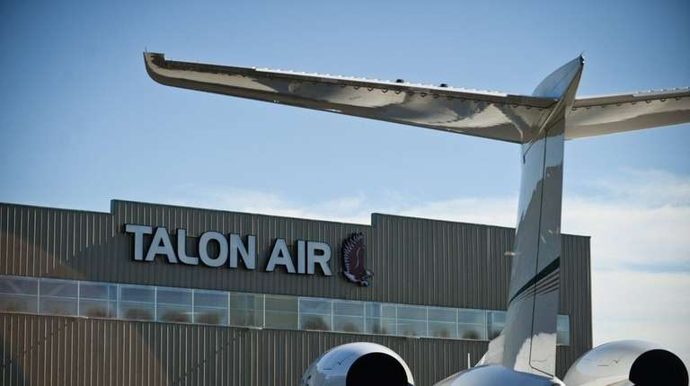 The state selected an affiliate of Talon Air,