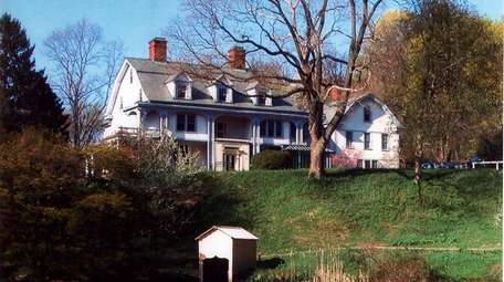 Cedarmere, William Cullen Bryant's 19th century home, as