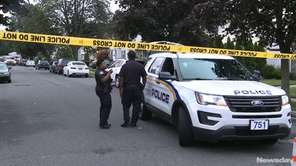 Nassau County police charged a man with murder