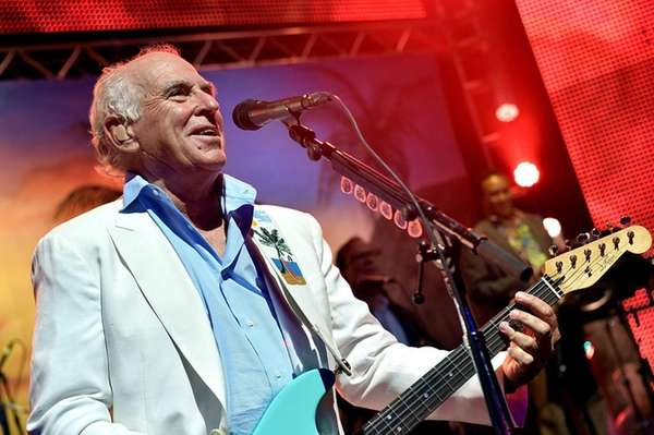 Singer-songwriter Jimmy Buffett has partnered with Morgenstern's Finest