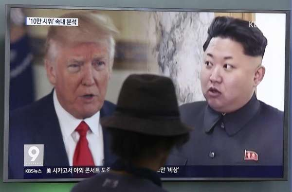 S Korean Leader Prohibits US From Attacking N Korea Without Seoul's Content