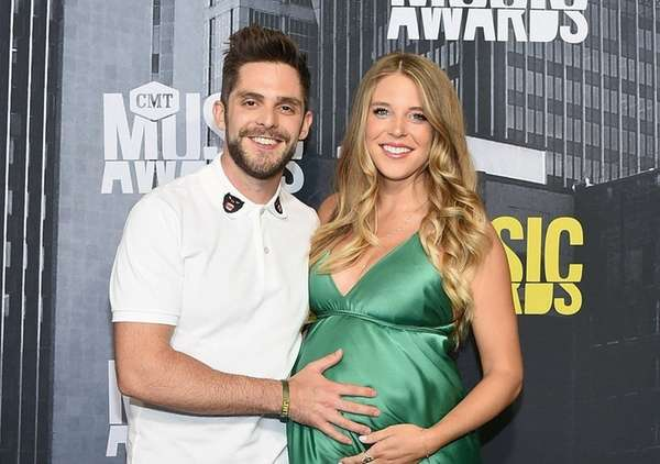 Thomas Rhett, Wife Lauren Gregory Akins Welcome Second Child