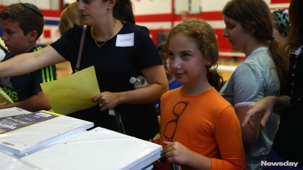 More than 90 children, teens and adult volunteers