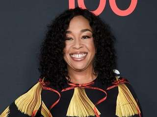 Shonda Rhimes, the creator of popular television series