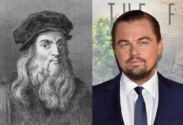 Leonardo DiCaprio to portray Leonardo da Vinci in his next movie