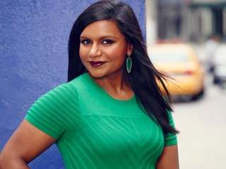 Mindy Kaling, who had already confided her