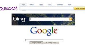 The bing.com, run by Microsoft Corp., yahoo.com, and