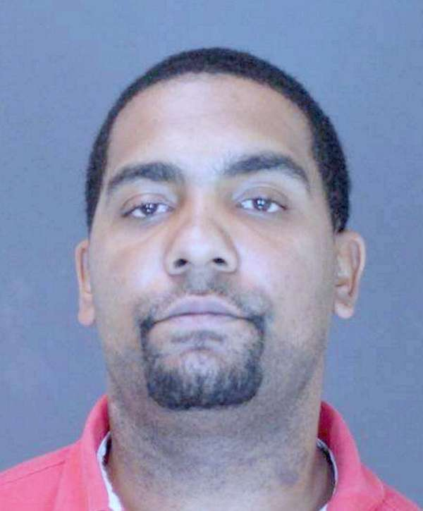 Charles Kendall Johnson, of Riverside, was arrested Aug.