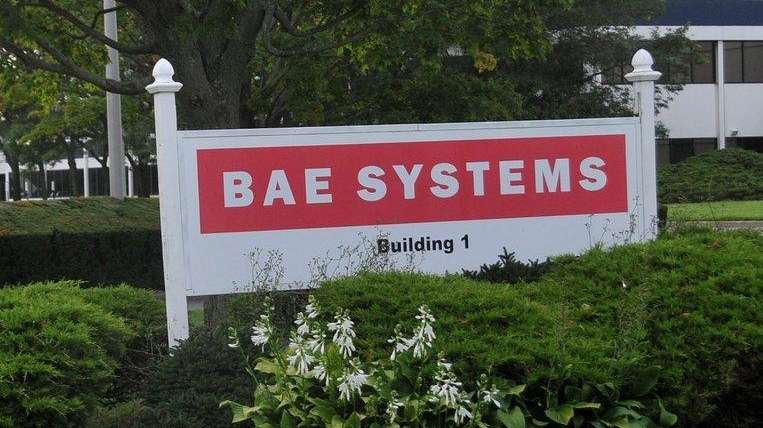 BAE Systems' Greenlawn unit announced a $8.7 million