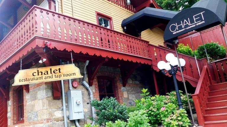 The Chalet in Roslyn is closing, to be