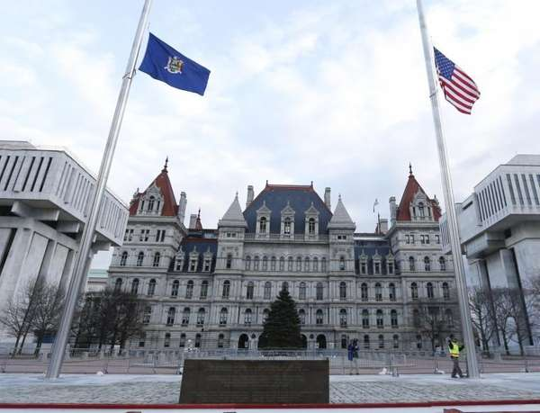 NY flags at half-staff to honor Roshain Euvince Brooks