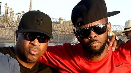 Chuck D and DJ Lord have been busy