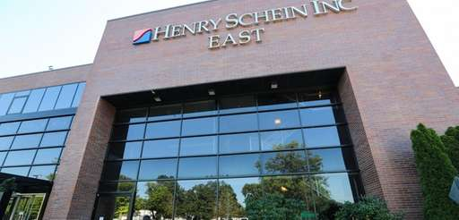The exterior of Henry Schein Inc. East in