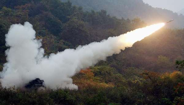 US Increases Military Pressure around N. Korea