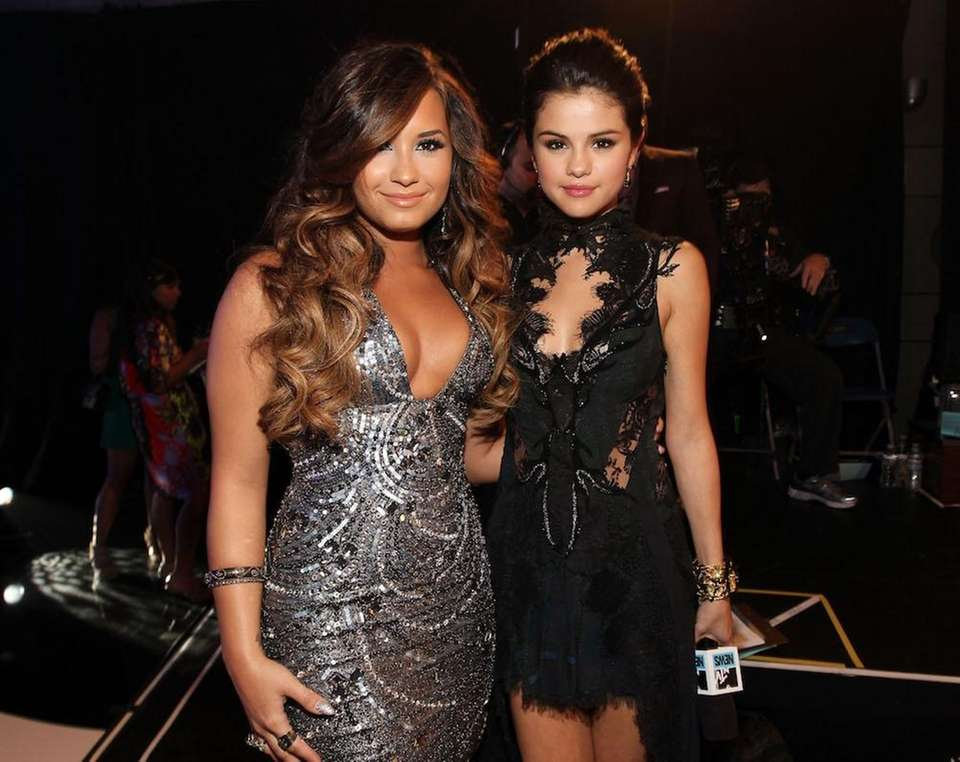 Demi Lovato and Selena Gomez go way back: