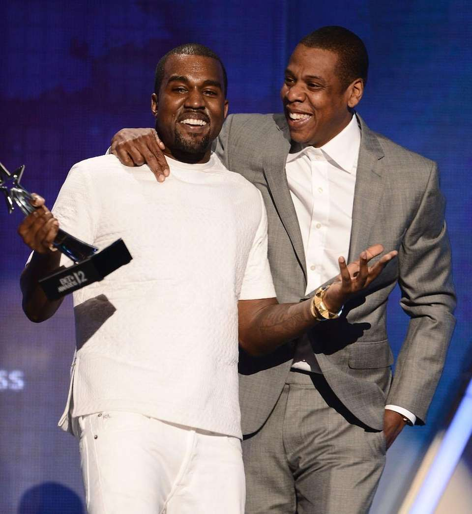 Kanye West and Jay-Z's friendship began when West