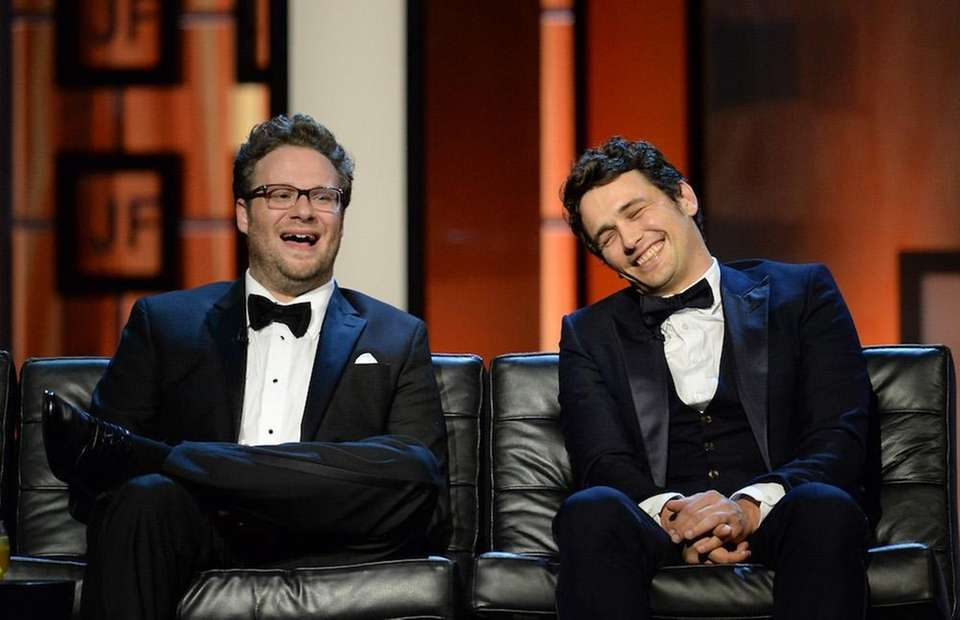 Friends who roast together, stay together: Seth Rogen