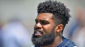 Cowboys running back Ezekiel Elliott has appealed his