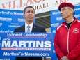 Jack Martins and Guardian Angels founder Curtis Sliwa
